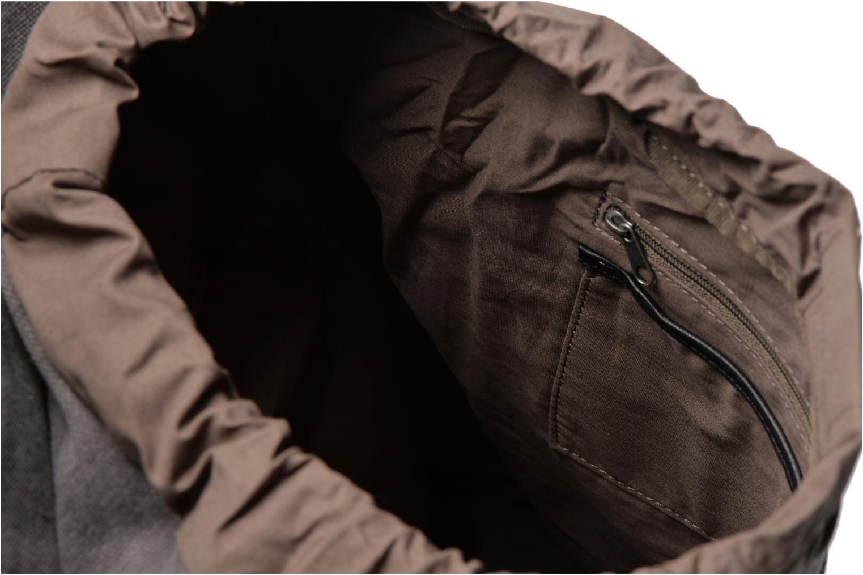 Rucksäcke Antonyme by Nat & Nin Aaron grau ansicht von hinten