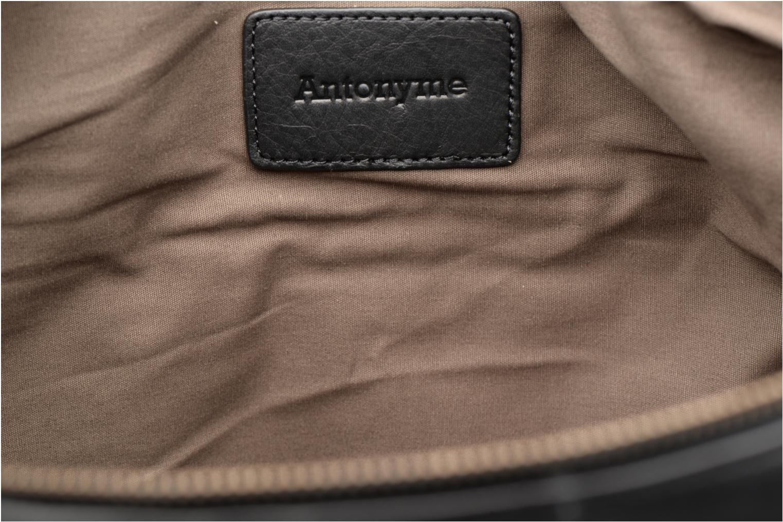 Laptoptaschen Antonyme by Nat & Nin Lorenzo schwarz ansicht von hinten