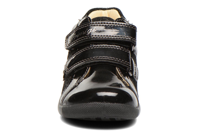 Chaussures à scratch Primigi Enora Noir vue portées chaussures