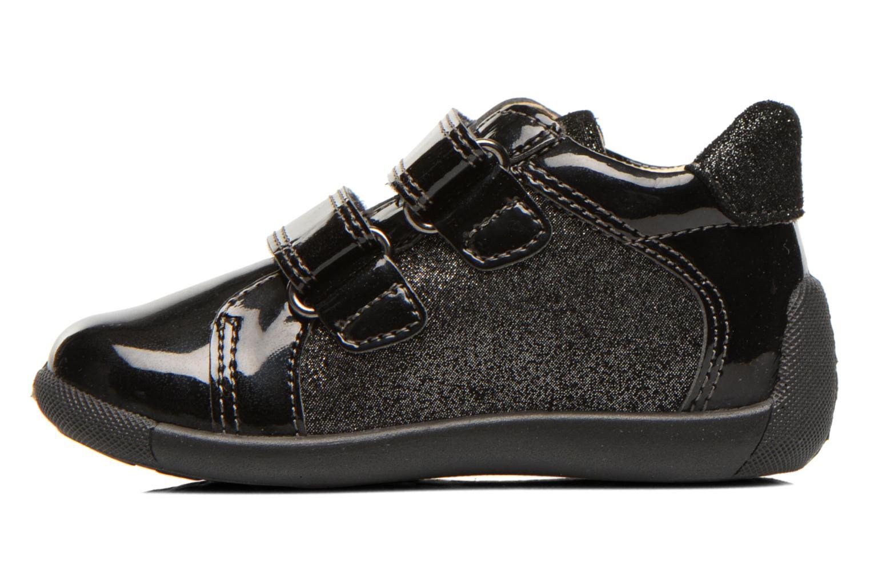 Chaussures à scratch Primigi Enora Noir vue face