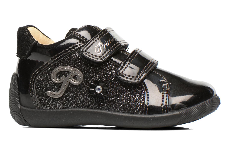 Chaussures à scratch Primigi Enora Noir vue derrière