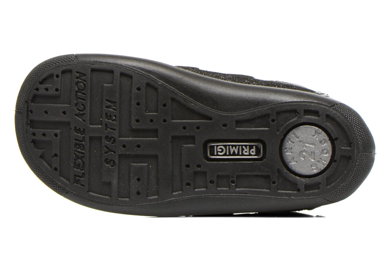 Chaussures à scratch Primigi Enora Noir vue haut