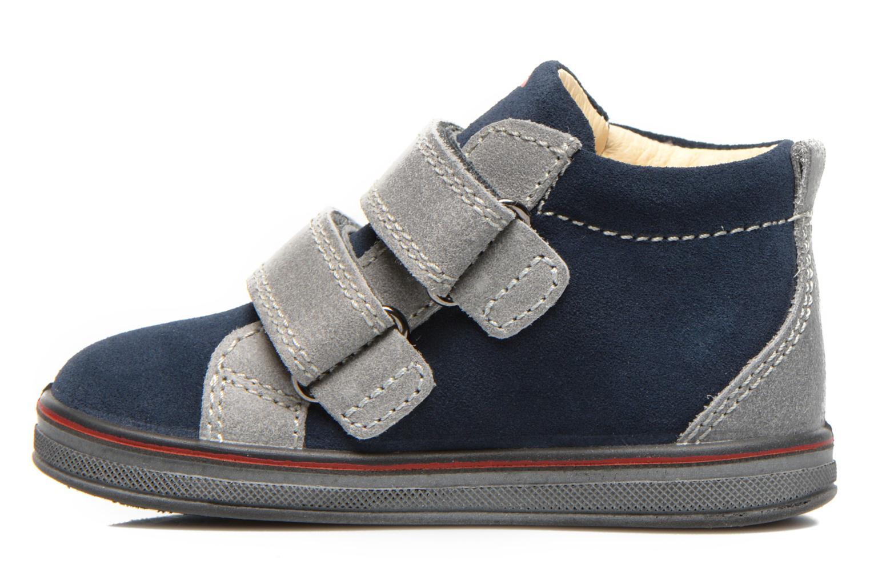 Chaussures à scratch Primigi Fiji Bleu vue face