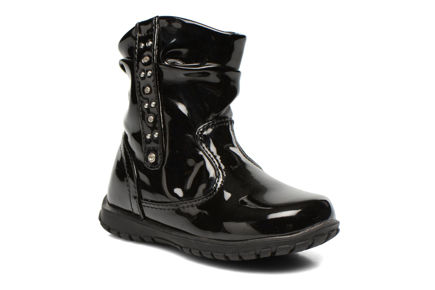 Ankle boots Primigi Aileen Black detailed view/ Pair view