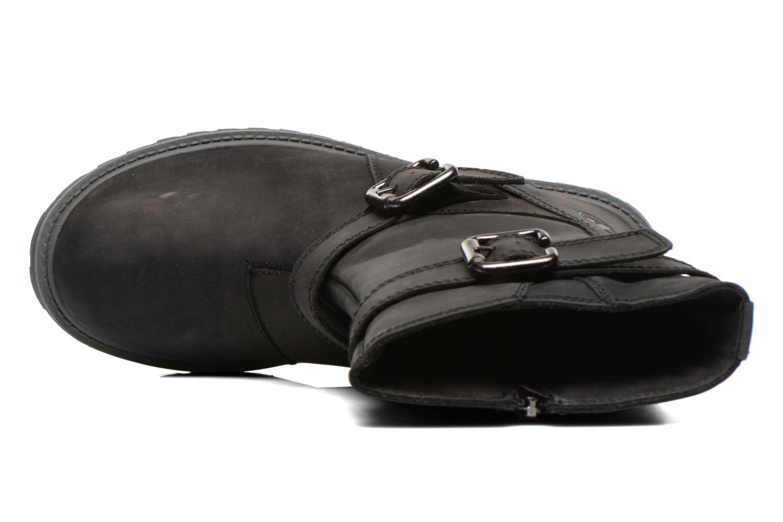 Stiefel Primigi Beeats schwarz ansicht von links
