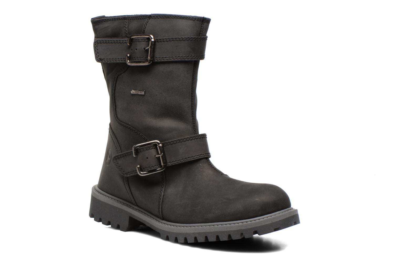 Støvler & gummistøvler Primigi Beeats Sort detaljeret billede af skoene