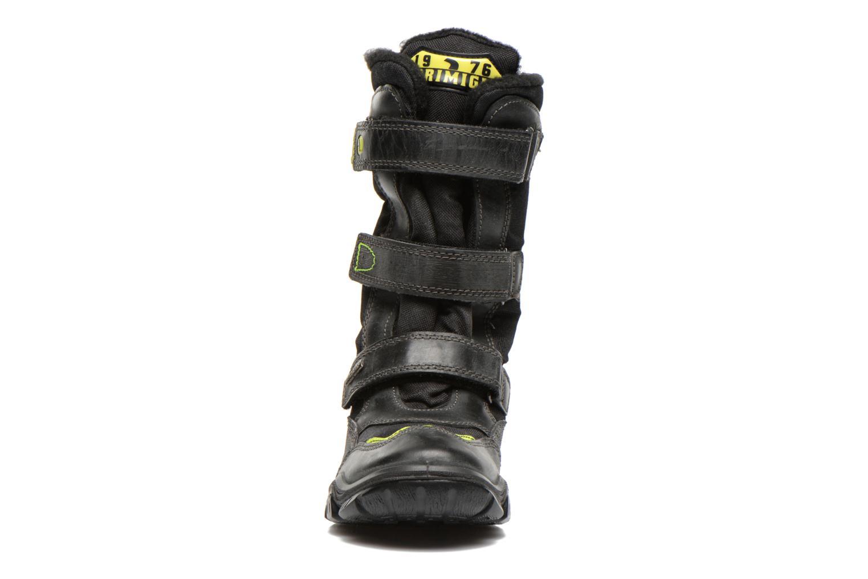 Bottines et boots Primigi Atsuko-E Noir vue portées chaussures