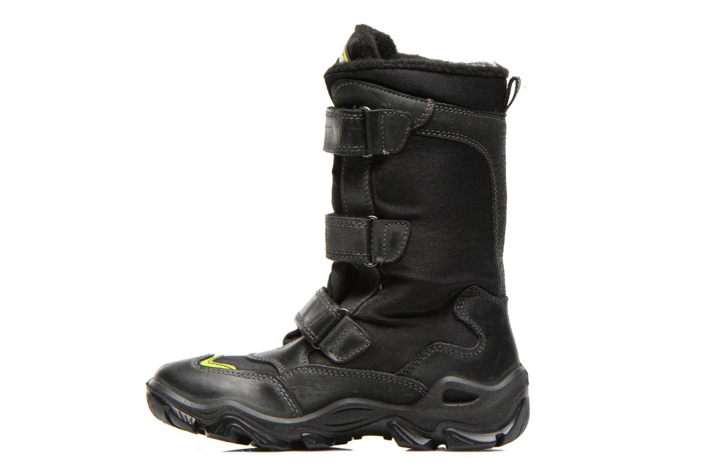 Ankle boots Primigi Atsuko-E Black front view