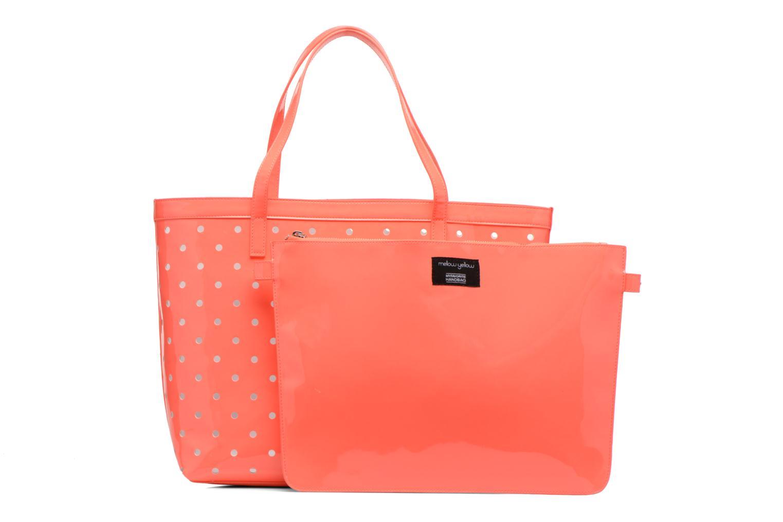 Handtaschen Mellow Yellow Voguer rosa ansicht von links