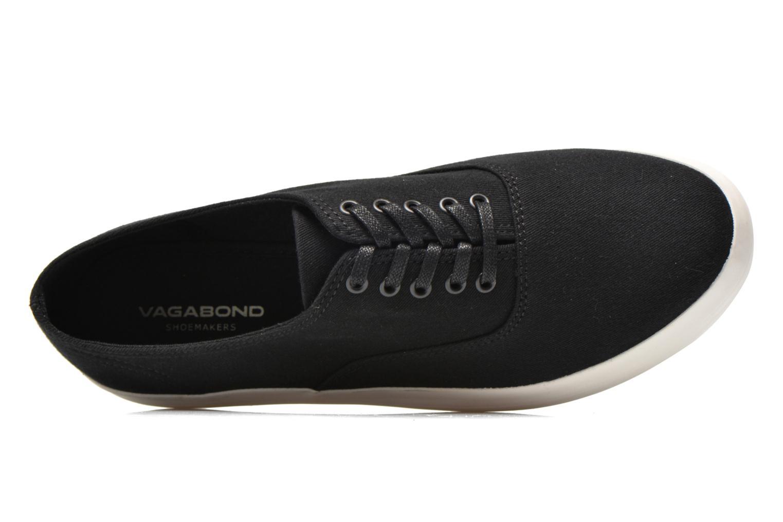 Baskets Vagabond Shoemakers Keira 4144-180 Noir vue gauche