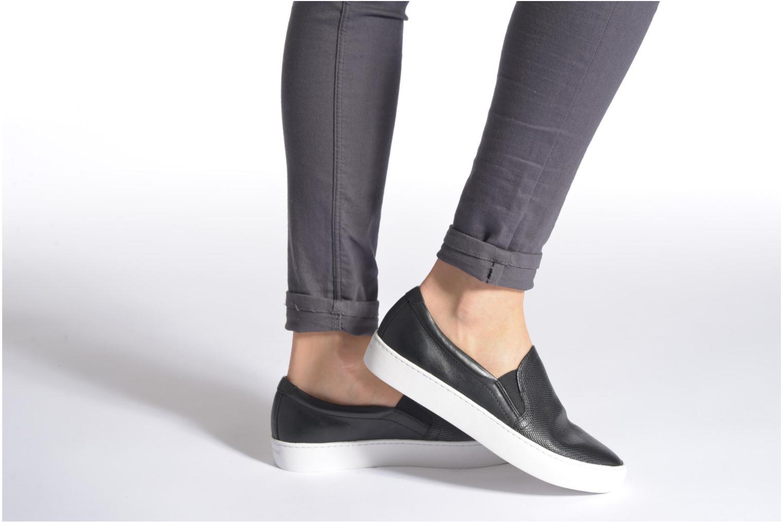 Sneaker Vagabond Zoe 4121-308 weiß ansicht von unten / tasche getragen