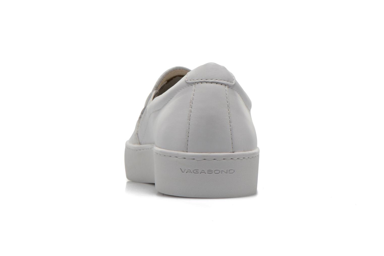 Baskets Vagabond Zoe 4121-308 Blanc vue droite