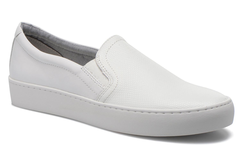 Baskets Vagabond Shoemakers Zoe 4121-308 Blanc vue détail/paire