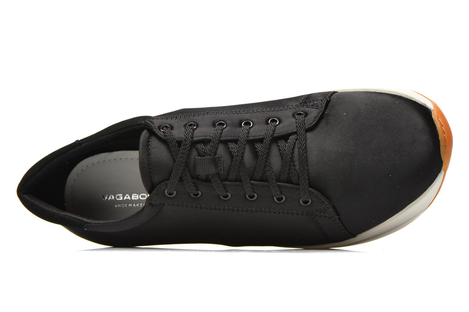 Trainers Vagabond Casey 4322-085 Black view from the left
