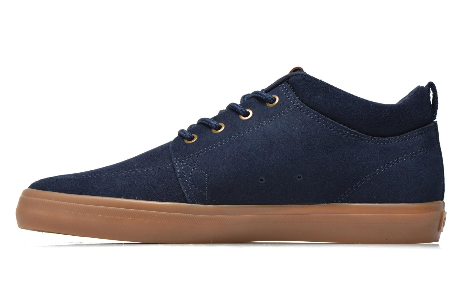 Baskets Globe Gs Chukka Bleu vue face