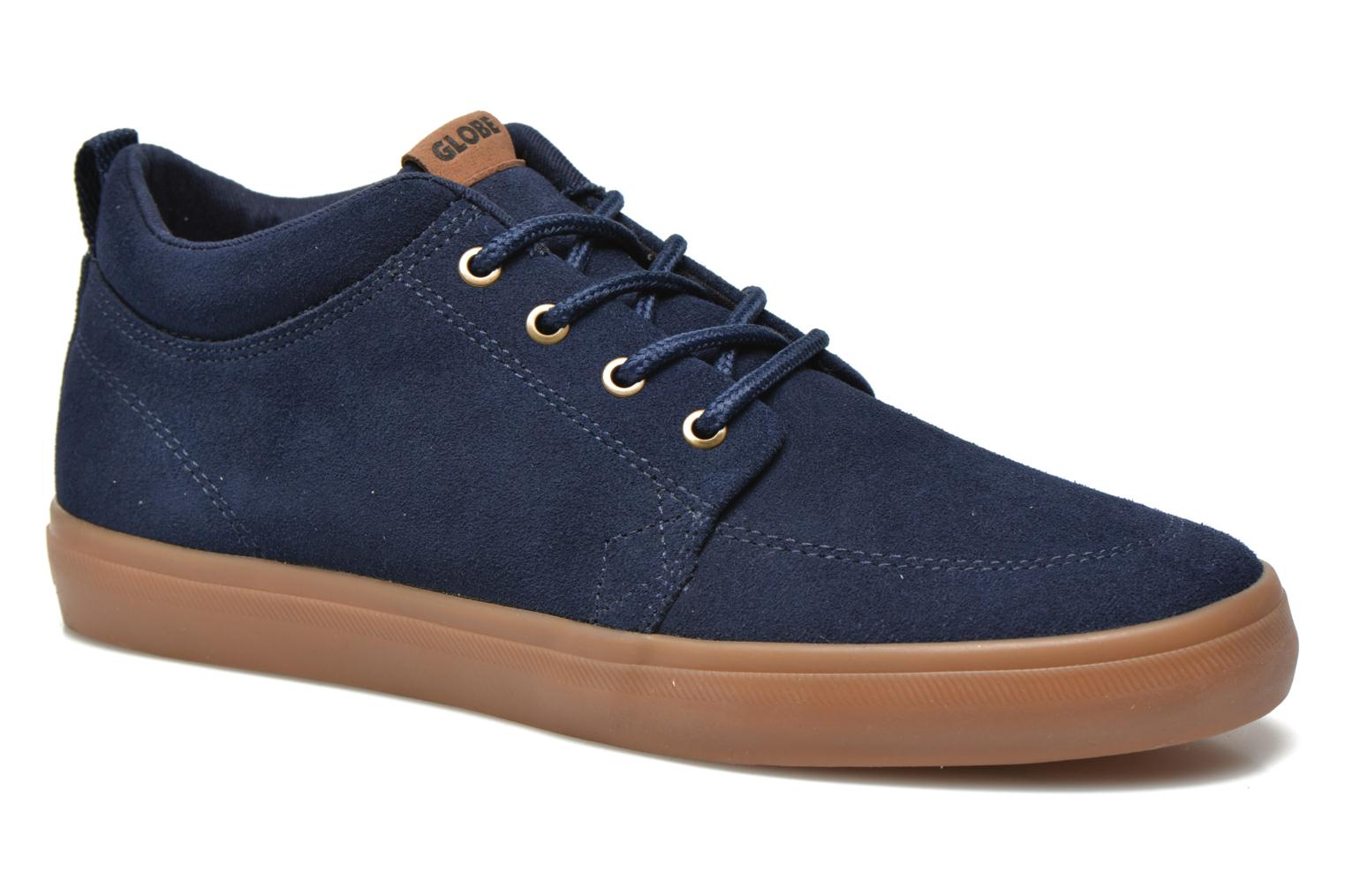 Trainers Globe Gs Chukka Blue detailed view/ Pair view