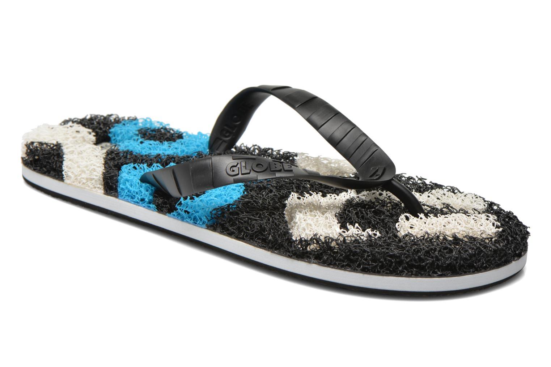 Flip flops & klipklapper Globe Merking Matrix Sort detaljeret billede af skoene