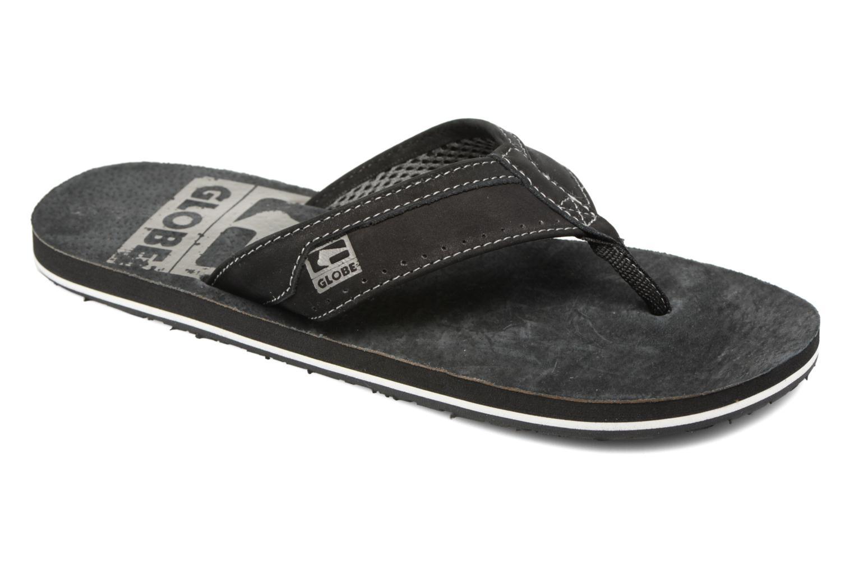 Flip flops & klipklapper Globe Base Sort detaljeret billede af skoene