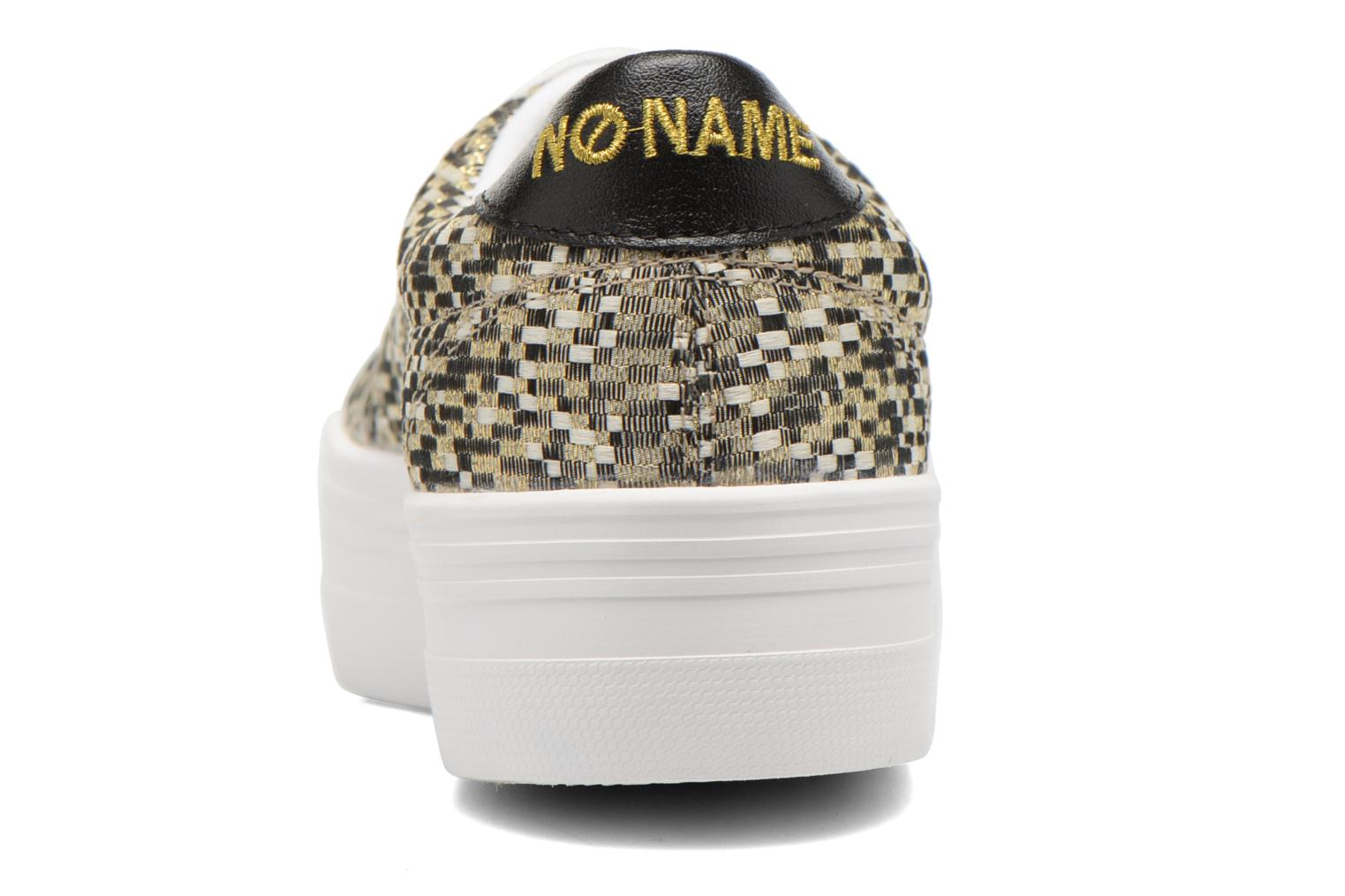 Trainers No Name Plato Sneaker Square Multicolor view from the right