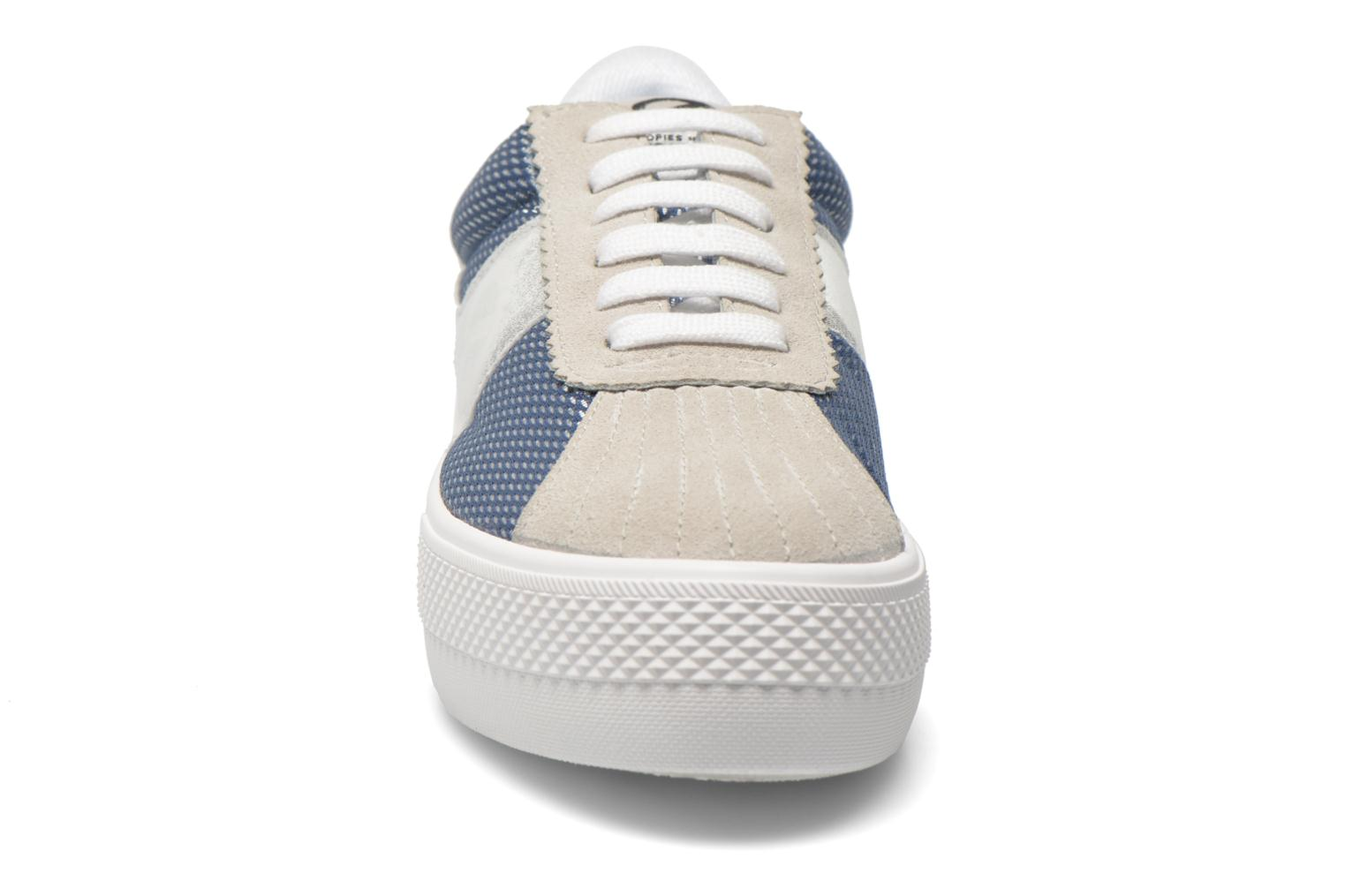 Baskets No Name Shake Print Astro Micro Suede Multicolore vue portées chaussures