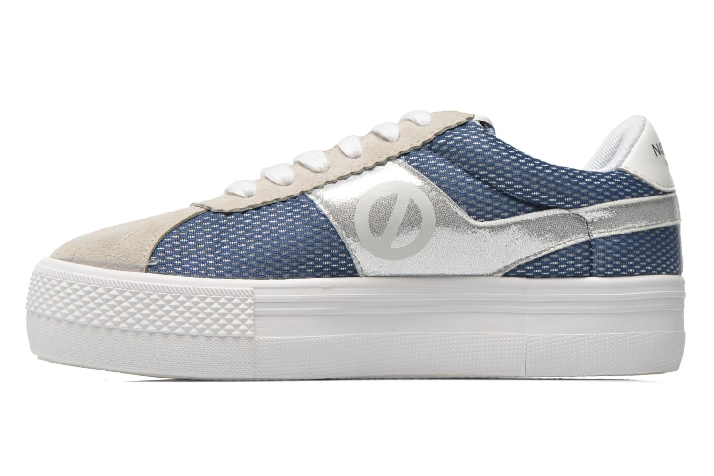 Sneakers No Name Shake Print Astro Micro Suede Multi se forfra
