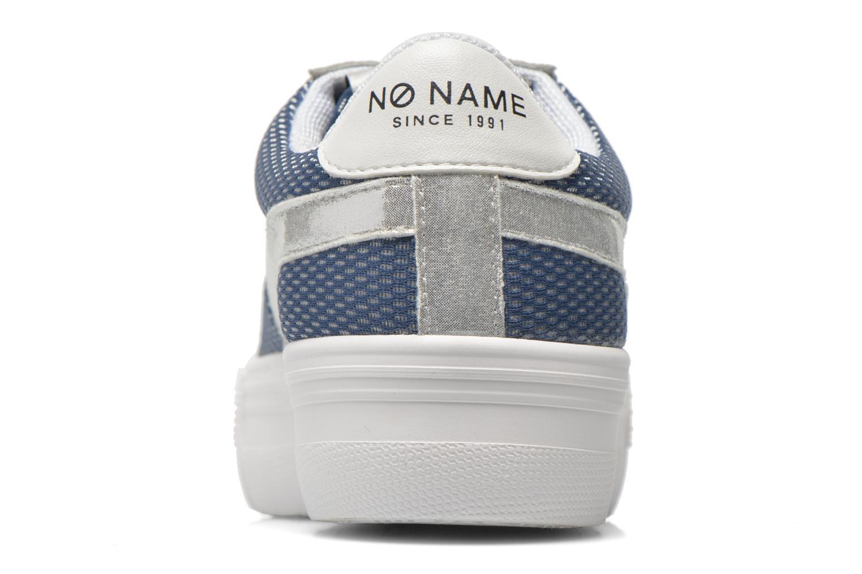 Sneakers No Name Shake Print Astro Micro Suede Multi Se fra højre