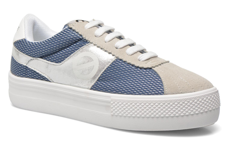 Sneakers No Name Shake Print Astro Micro Suede Multi detaljeret billede af skoene