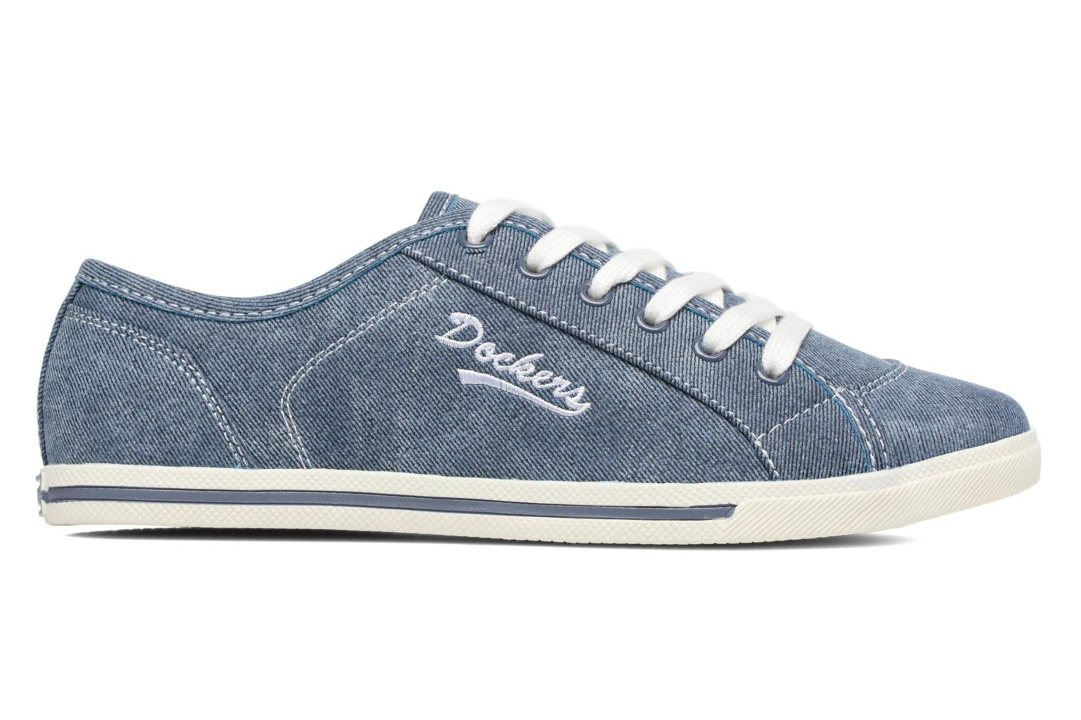 Trainers Dockers Soli Blue back view