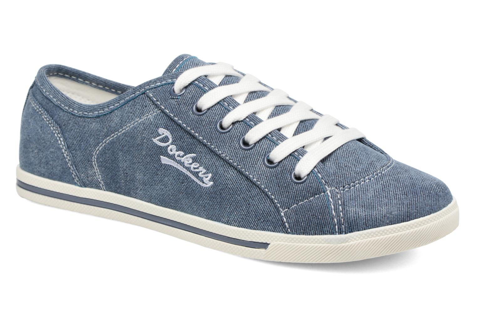 Trainers Dockers Soli Blue detailed view/ Pair view