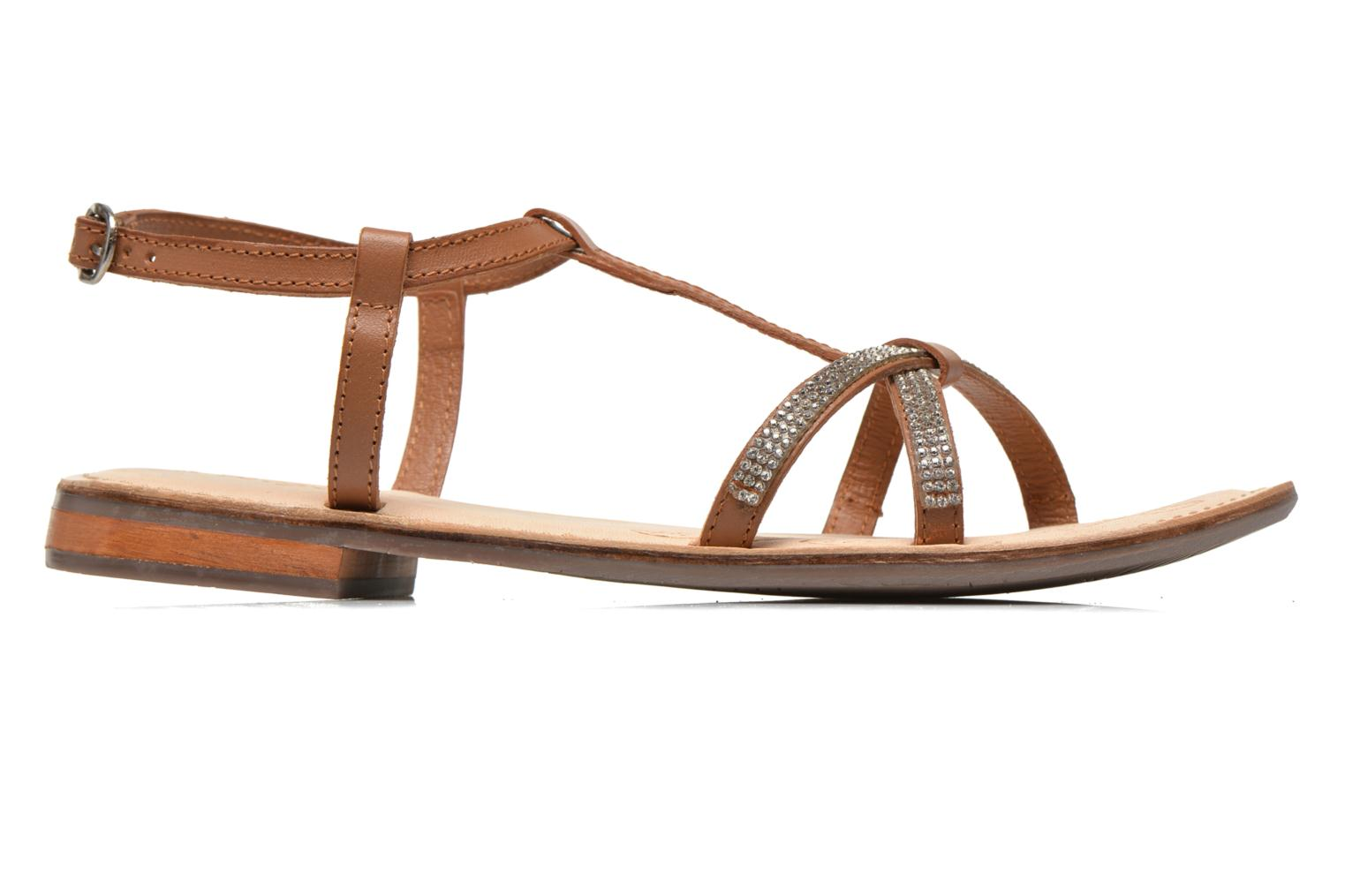 Sandals Dockers Paola Brown back view