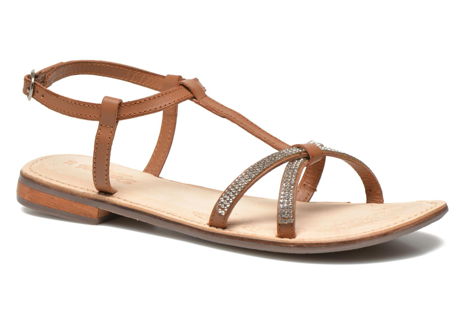 Sandals Dockers Paola Brown detailed view/ Pair view