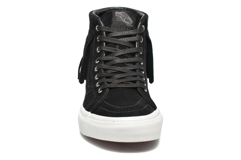 Sneakers Vans SK8-Hi Moc Zwart model