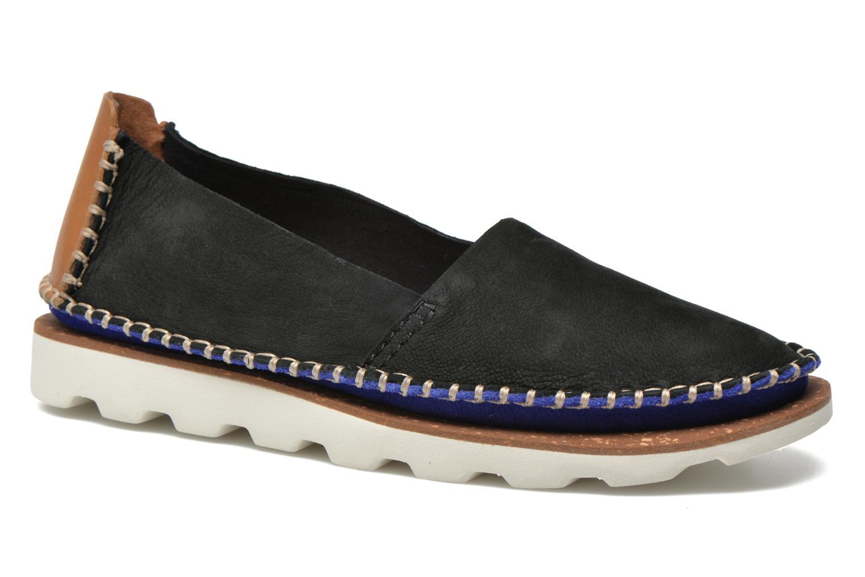 Los zapatos más populares para hombres y mujeres Clarks Damara Chic (Negro) - Alpargatas en Más cómodo