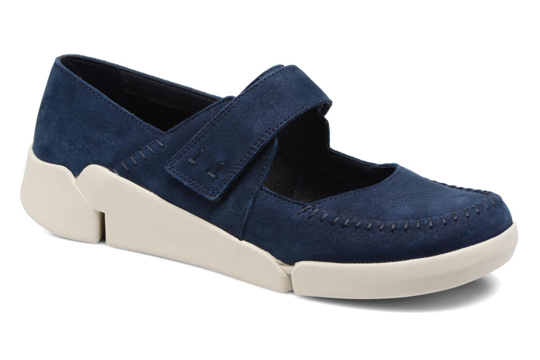 Zapatos promocionales Clarks Tri Amanda (Azul) - Bailarinas   Casual salvaje