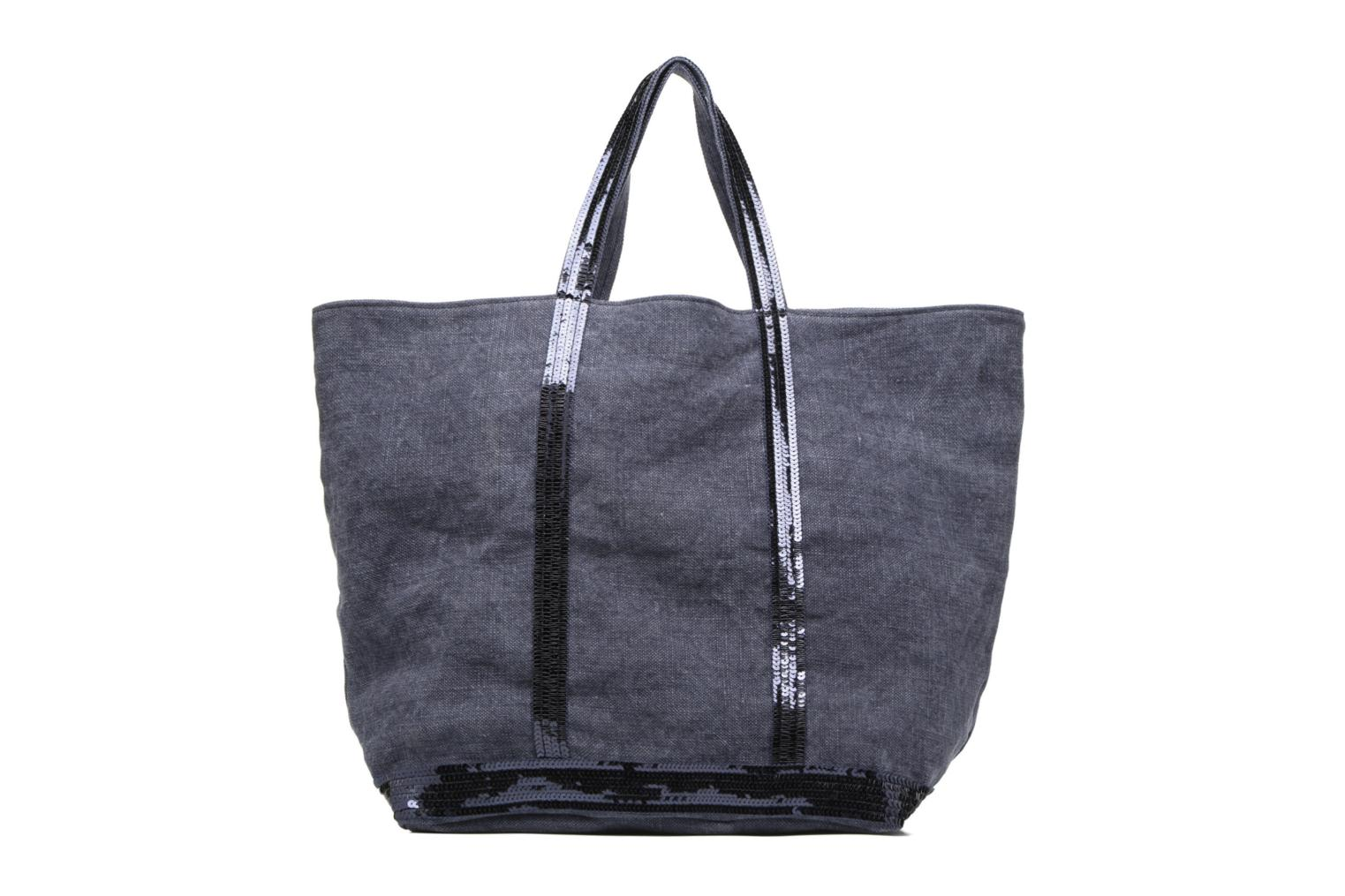 Cabas Lin paillettes M+ Denim