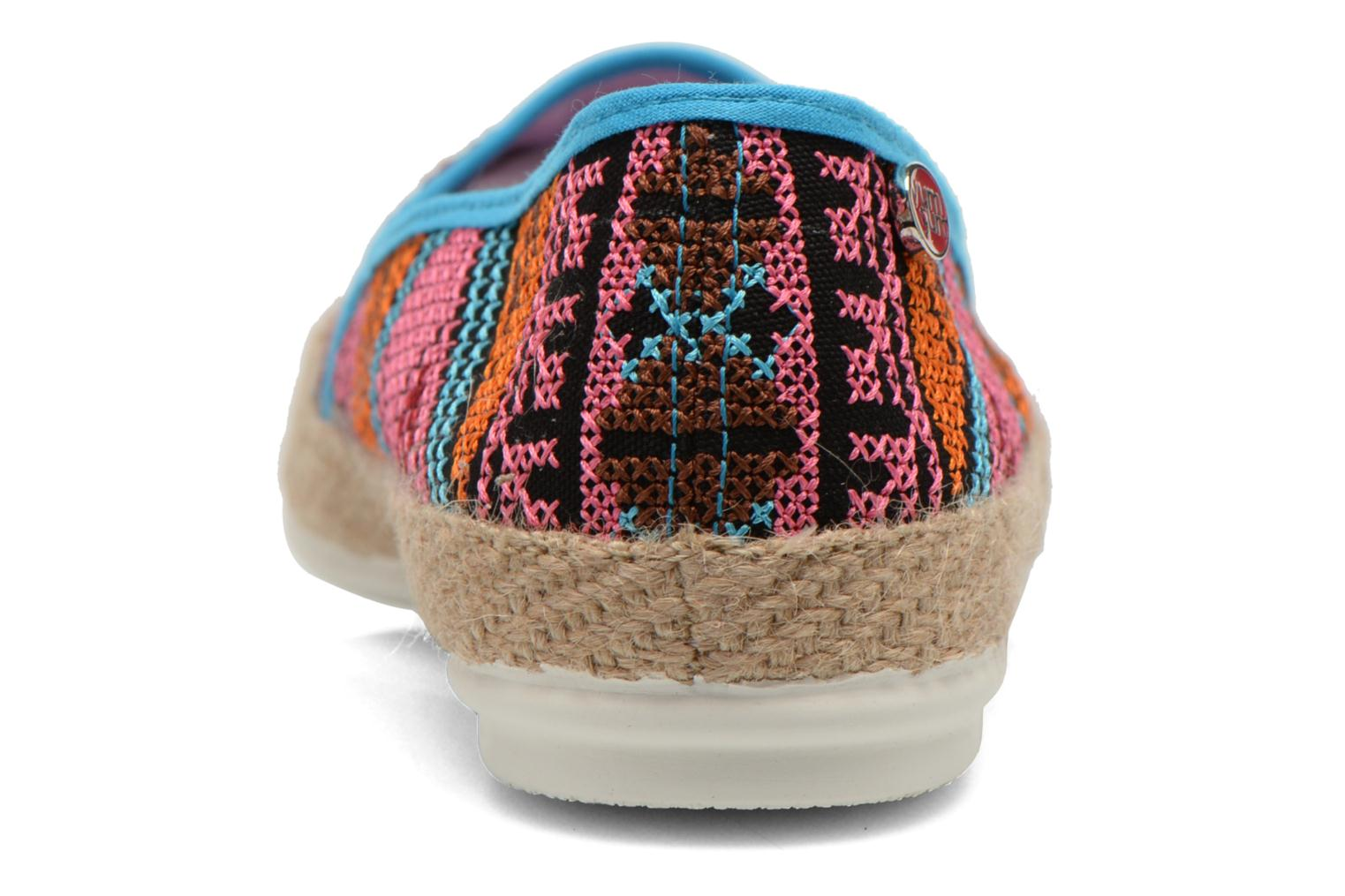 Ballerines Yum Gum Miley Multicolore vue droite