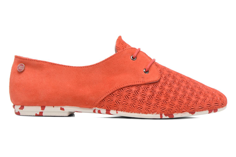 Chaussures à lacets Yum Gum Tove Orange vue derrière