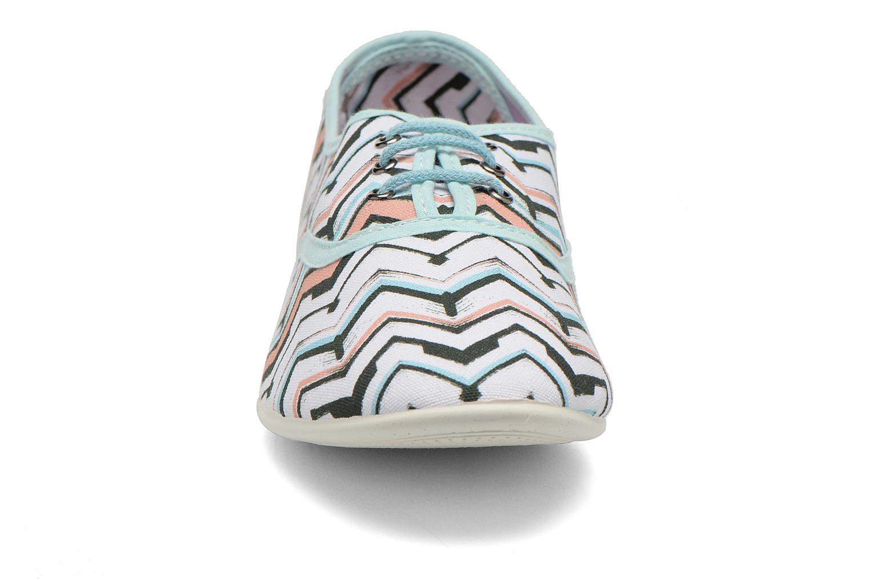 Zapatos con cordones Yum Gum Snipe Multicolor vista del modelo