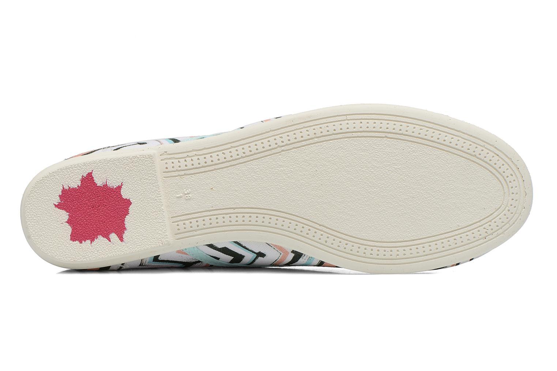 Chaussures à lacets Yum Gum Snipe Multicolore vue haut