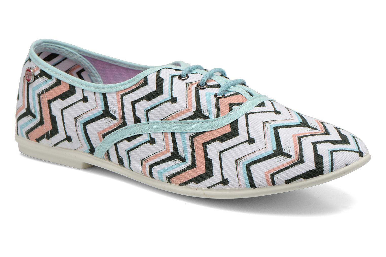 Chaussures à lacets Yum Gum Snipe Multicolore vue détail/paire