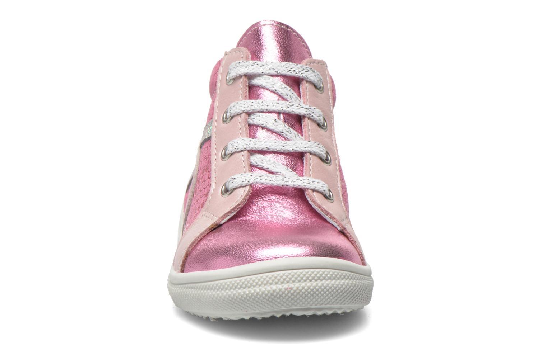 Bottines et boots Bopy Balisoc Rose vue portées chaussures