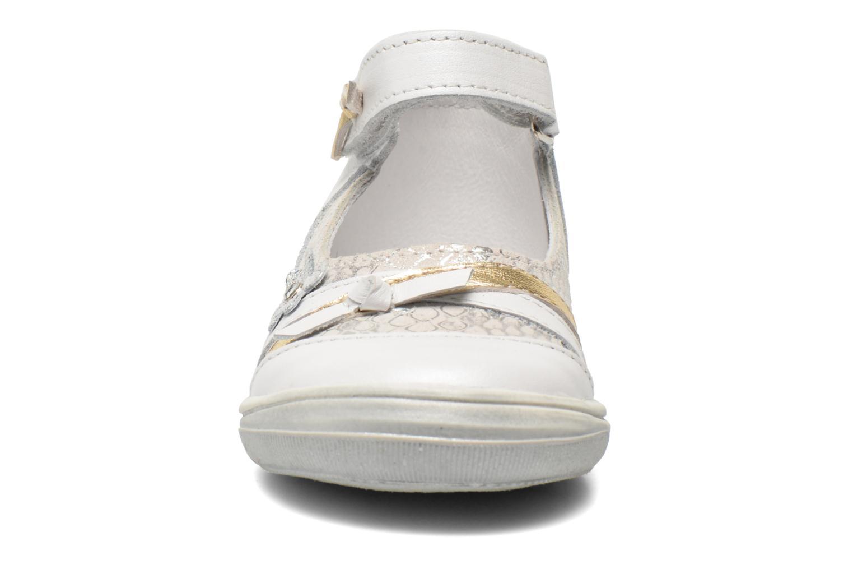 Ballet pumps Bopy Belene White model view