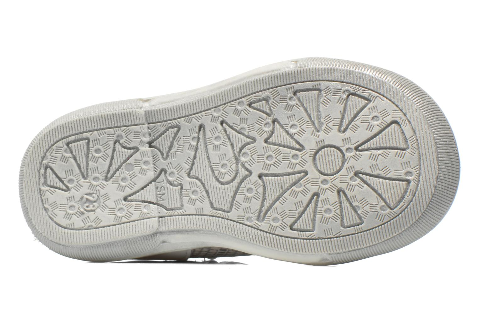 Ballet pumps Bopy Belene White view from above