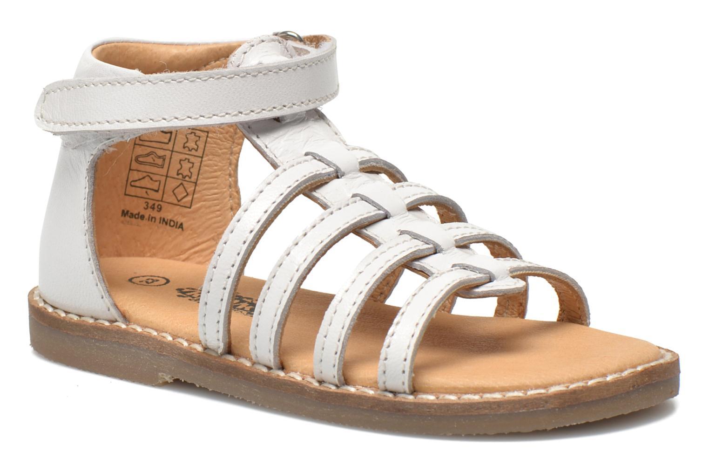 Sandali e scarpe aperte Bopy Hamica kouki Bianco vedi dettaglio/paio