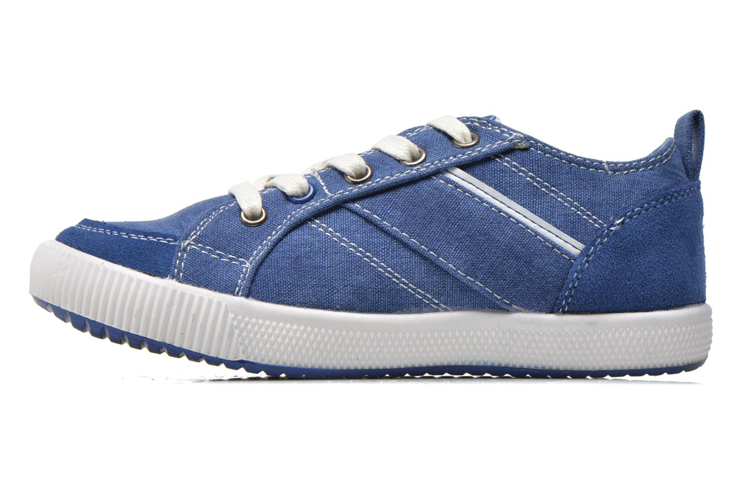 Trainers Bopy Isidoro Blue front view
