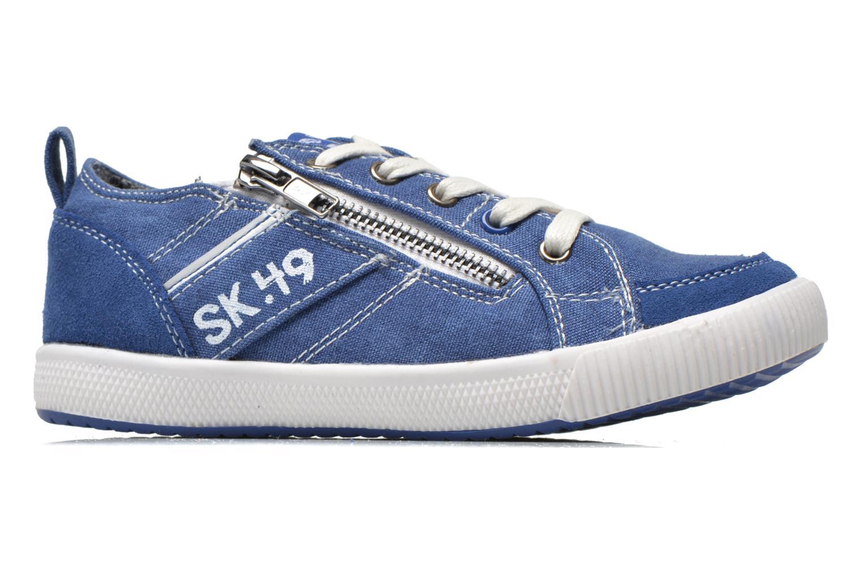 Sneakers Bopy Isidoro Blauw achterkant