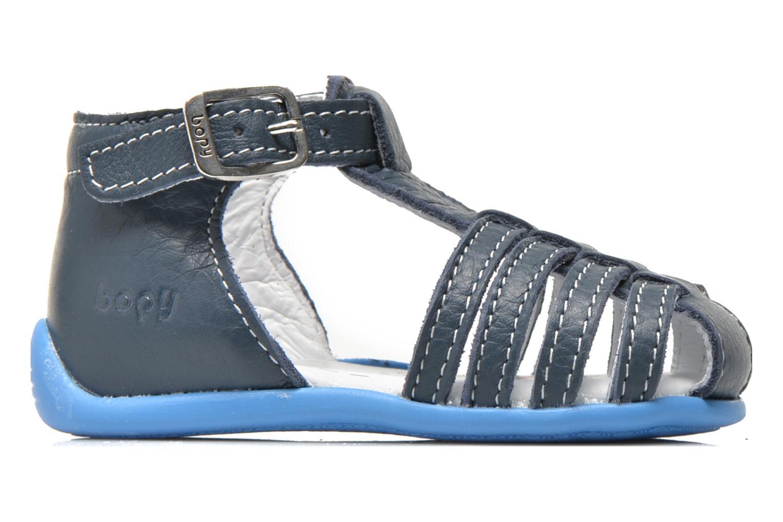 Sandalen Bopy Pablo Blauw achterkant