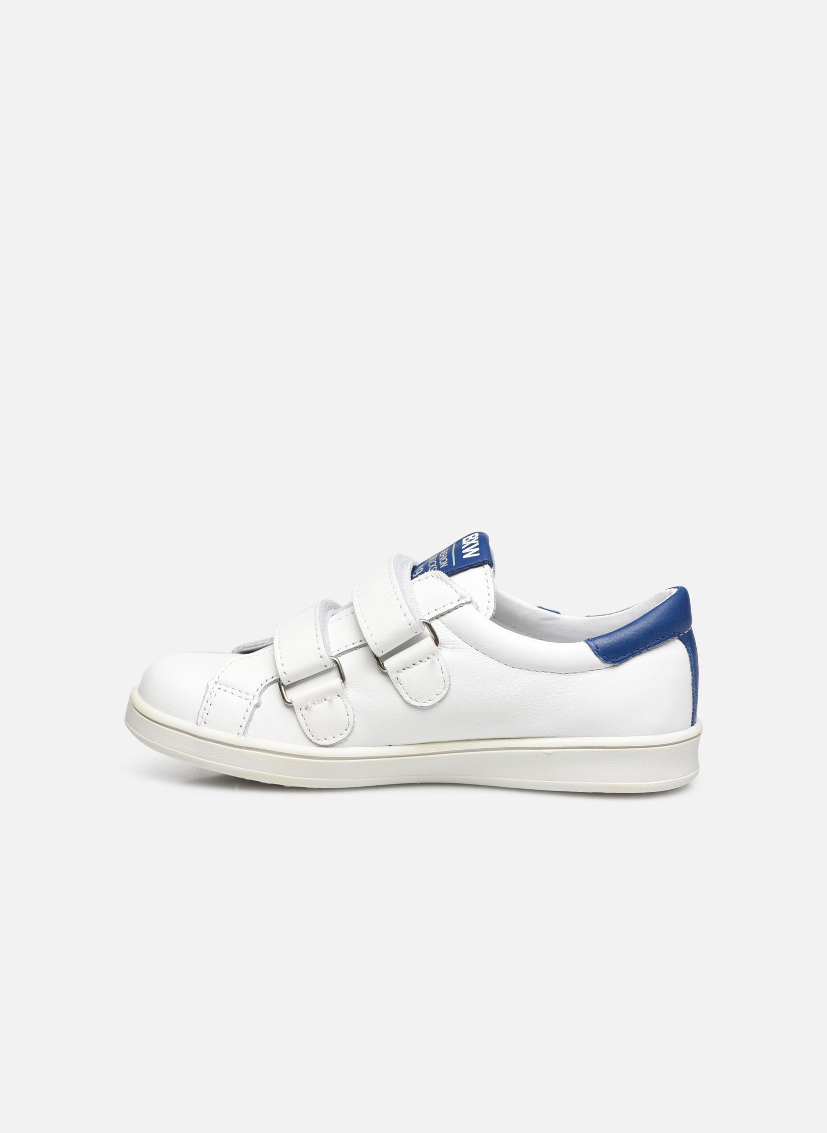 Sneaker Bopy Vloty weiß ansicht von vorne