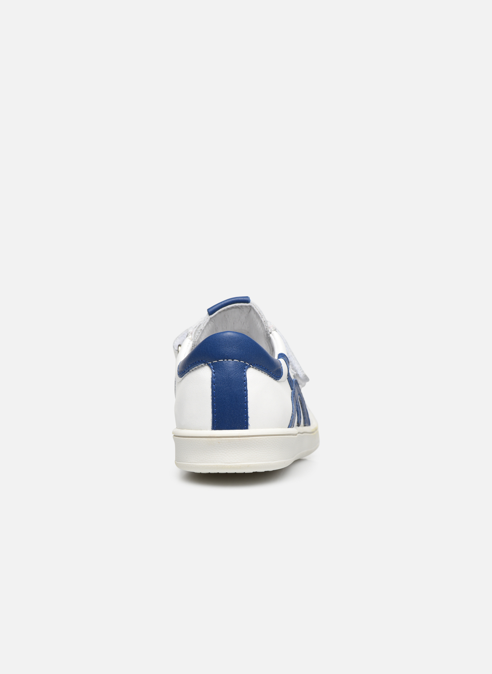 Baskets Bopy Vloty Blanc vue droite