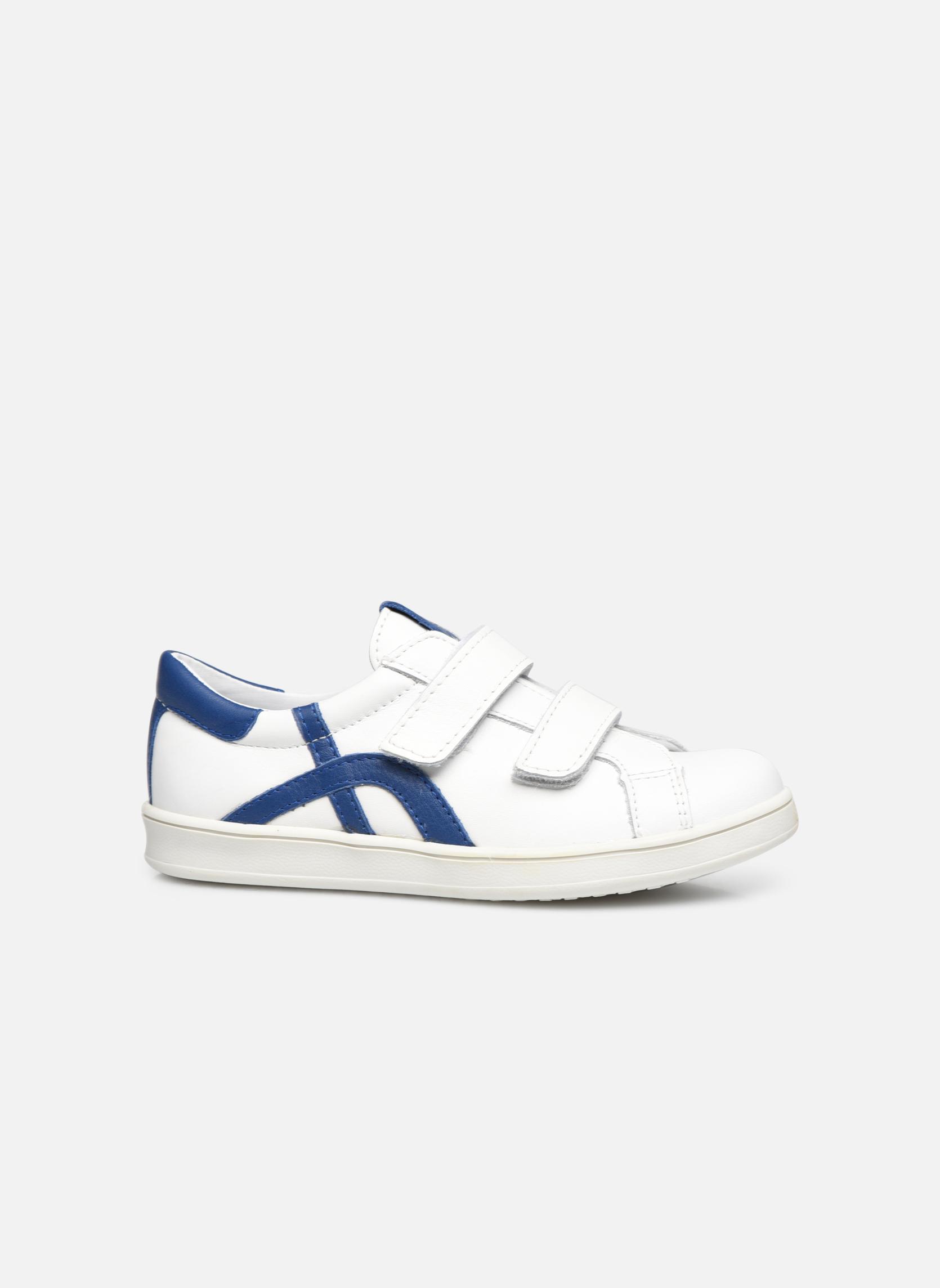 Sneakers Bopy Vloty Wit achterkant